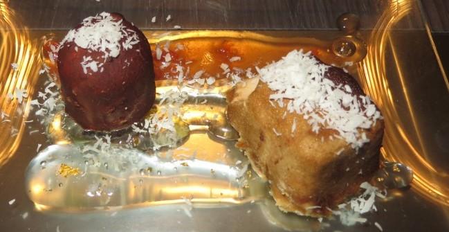 preparacion bombon foie