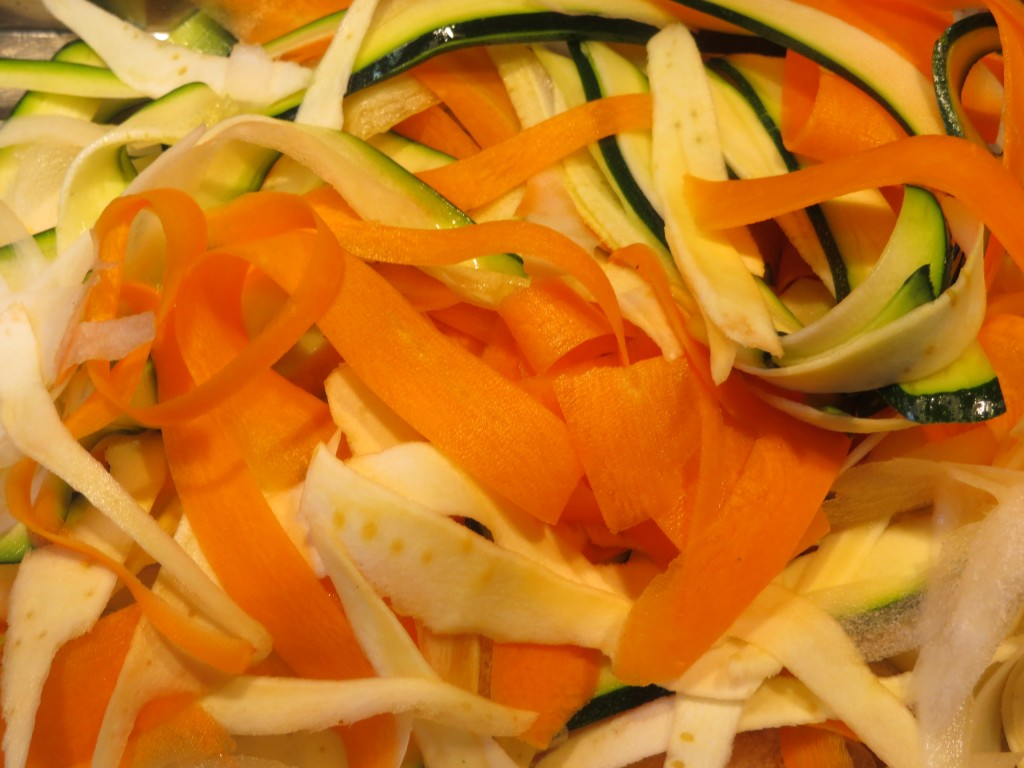 cintas de verduras