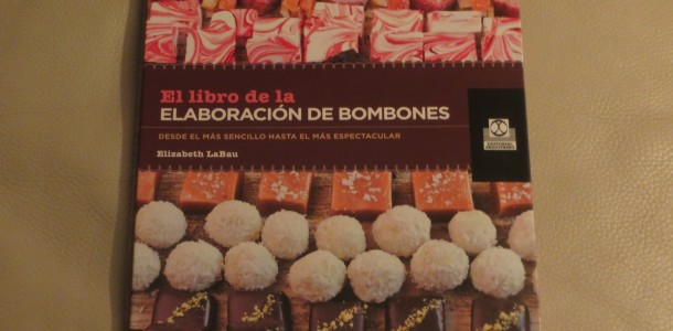 El libro de la elaboración de bombones
