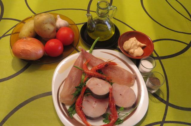 Ingredientes Cimitomba