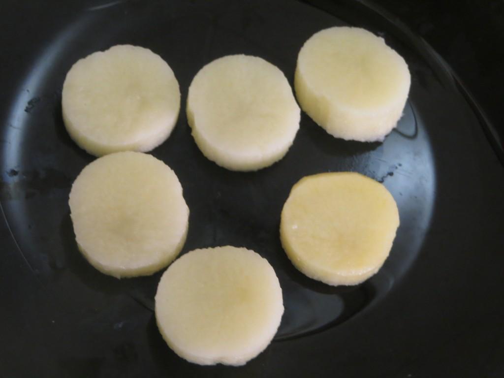 discos de patata