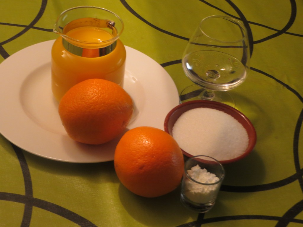 Salsa Naranja (Orange Salsa) Recipes — Dishmaps