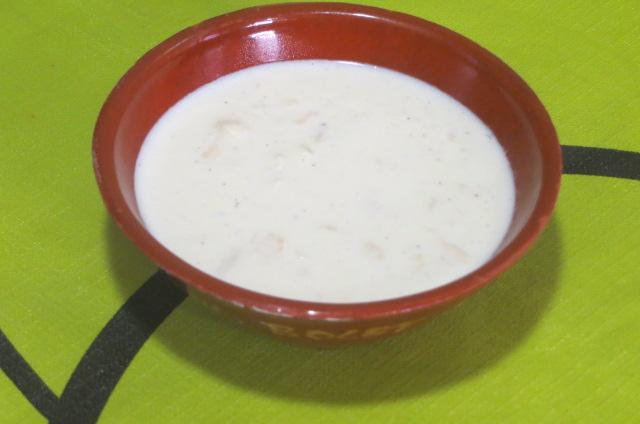 presentación salsa  queso de cabra