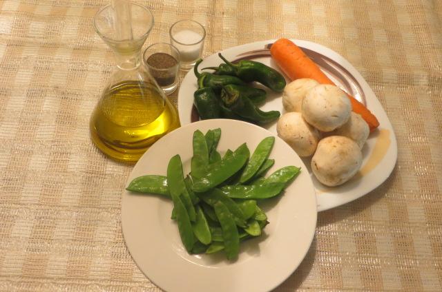 verduras acompañantes del jarrete