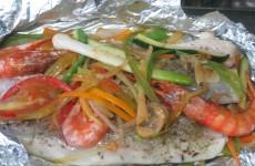 lubina-y-verduras-en-papillote
