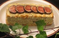 pastel romano de pescado