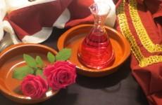 vino de rosas