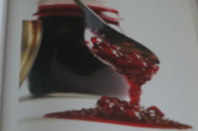 mermelada de cerezas ( ilustración del libro )