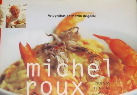 Michel Roux nuevas técnicas creativas