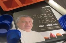 Libro la cocina dulce de Paco Torreblanca