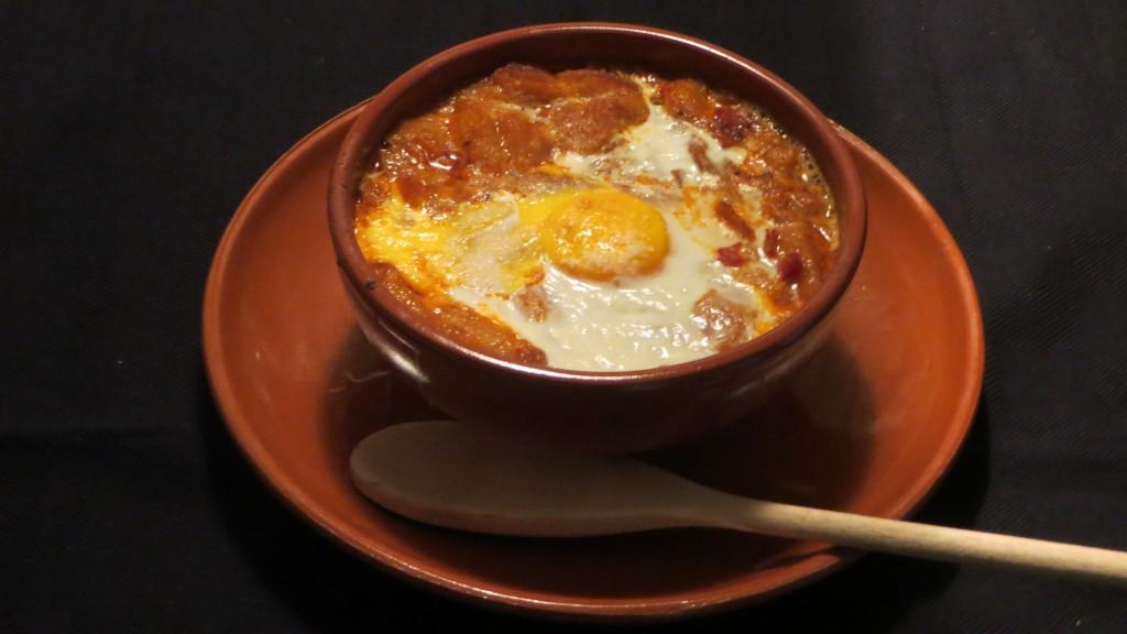 sopa castellana acabada
