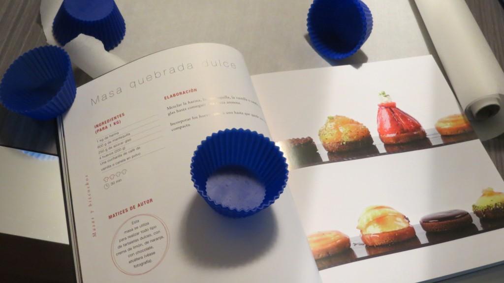 una de las propuestas de La cocina dulce de Paco Torreblanca