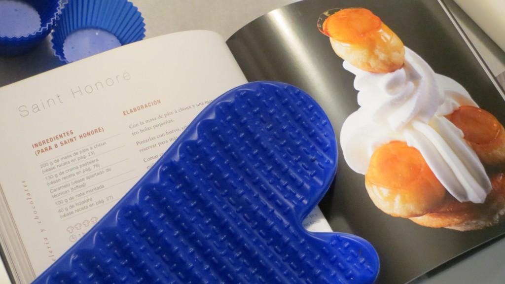 una de las creaciones del libro La cocina dulce de Paco Torreblanca