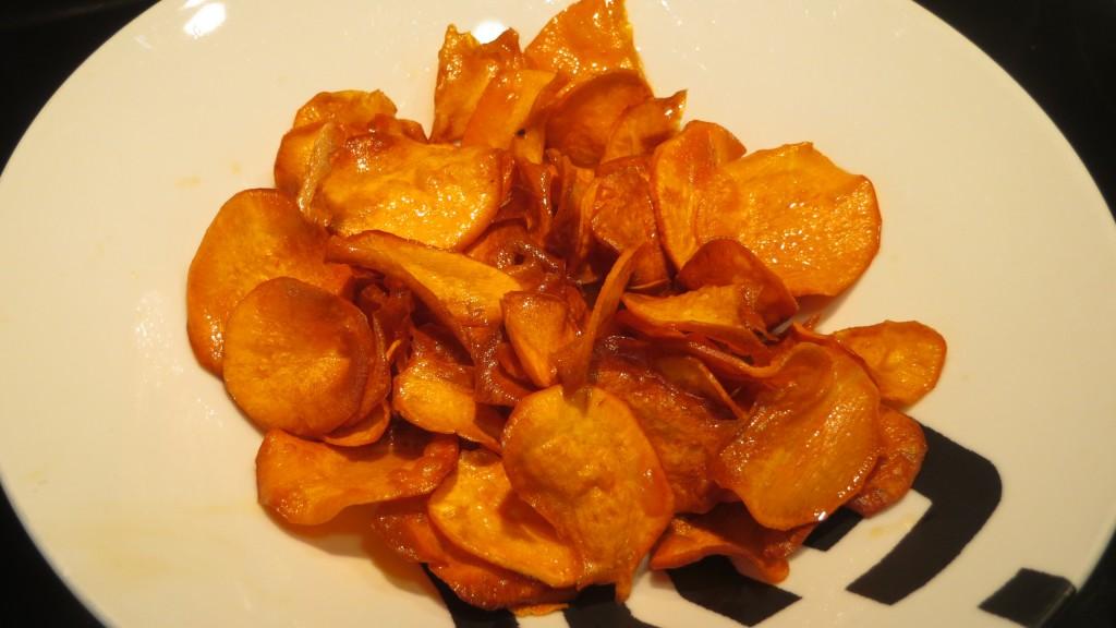 chips de moniato
