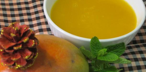 salsa de mango