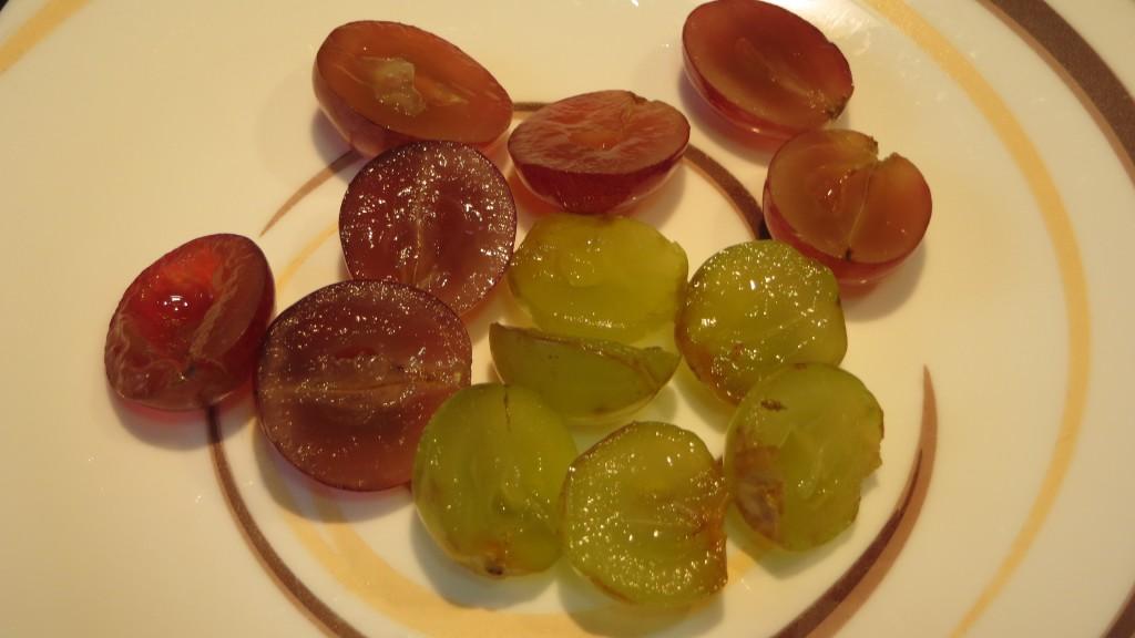 uvas sin semillas