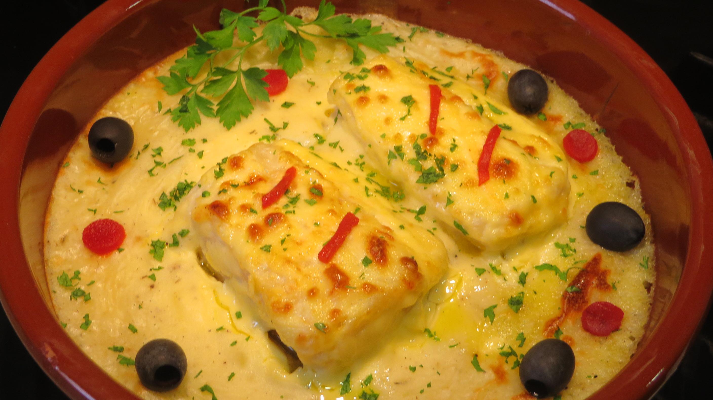 Jugando con fogones receta bacalao gratinado con mayonesa for Cocina bacalao con patatas