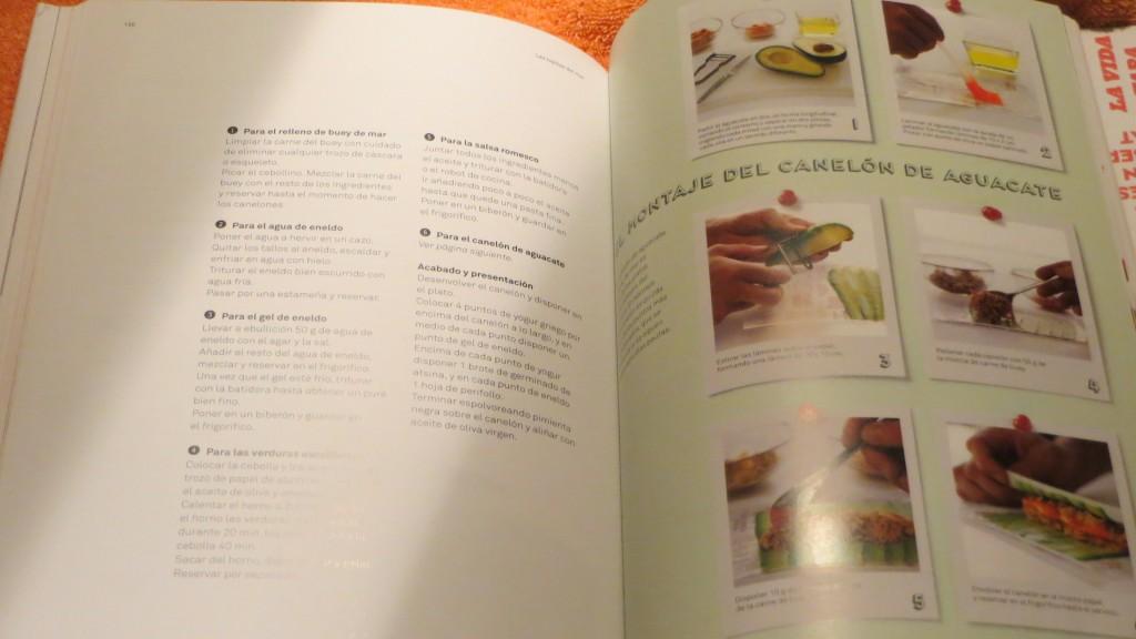 una de las recetas del libro Tapas