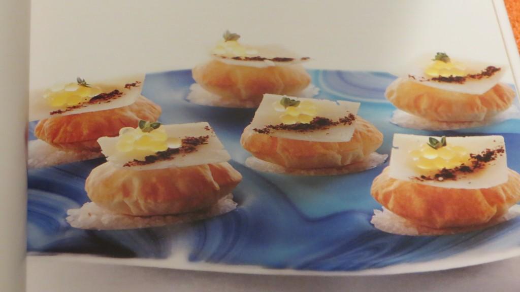 una de las fotos del libro Tapas la cocina del Tickets