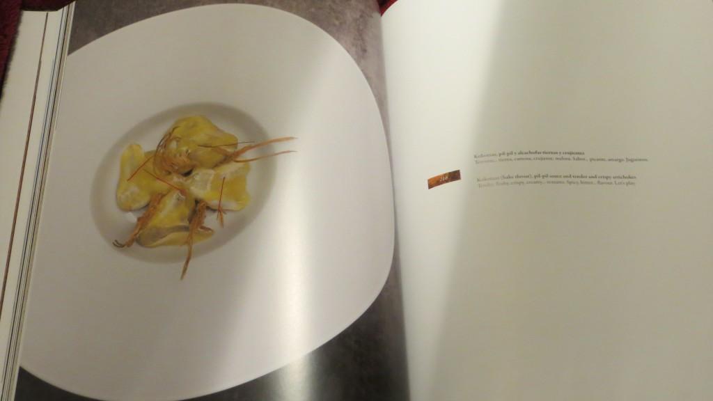 una de las recetas del libro en3ko aTXa