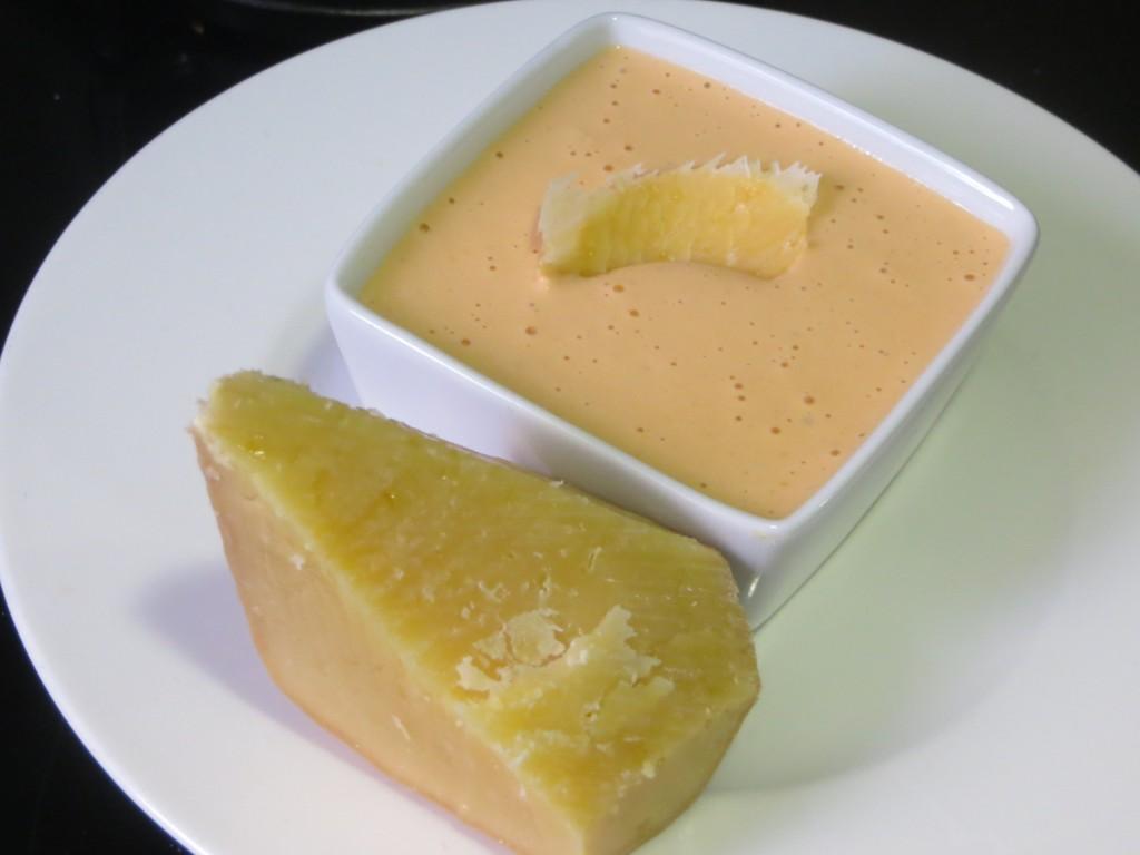 mojo de queso