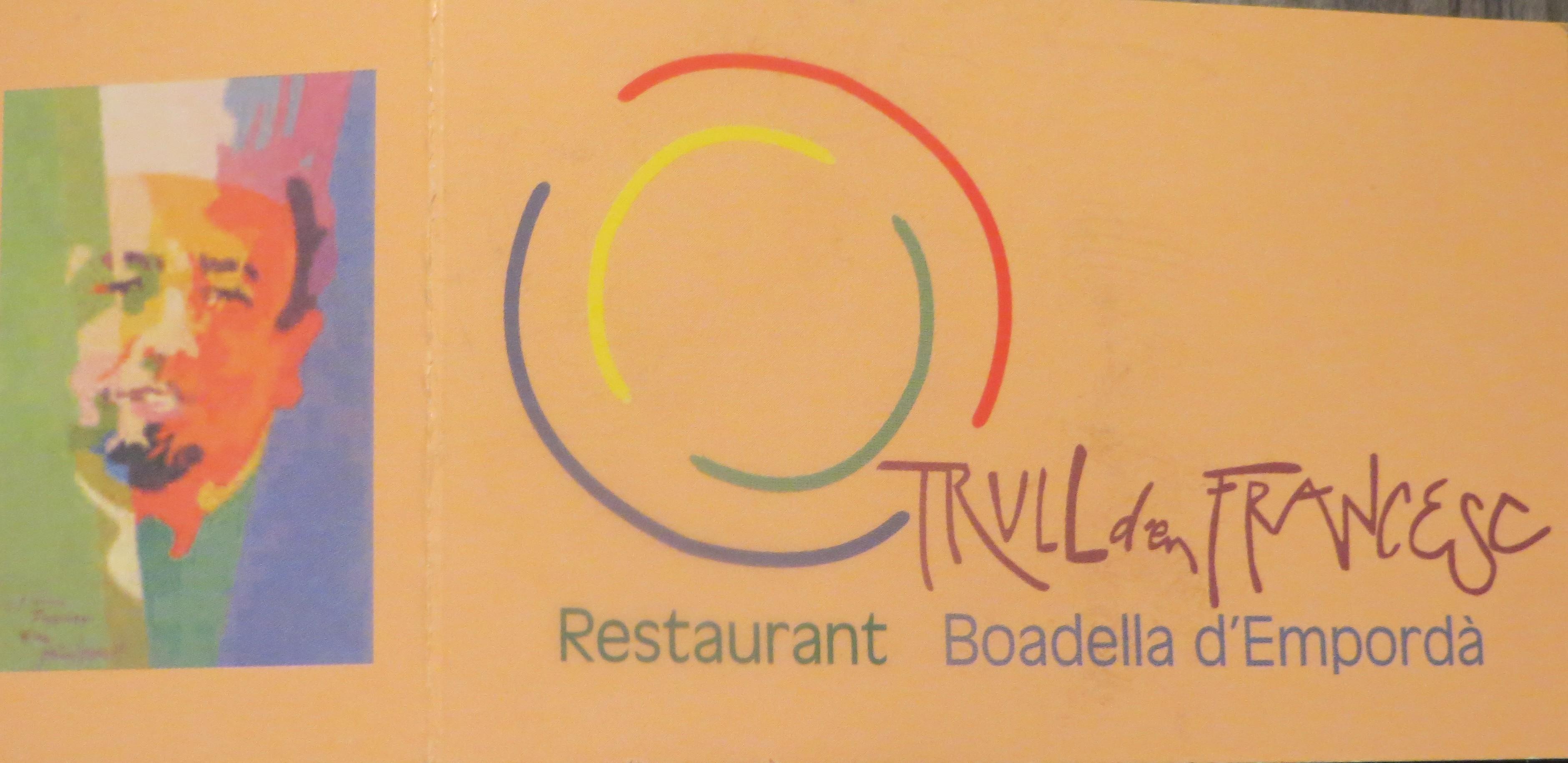 Restaurant Trull d´en Francesc