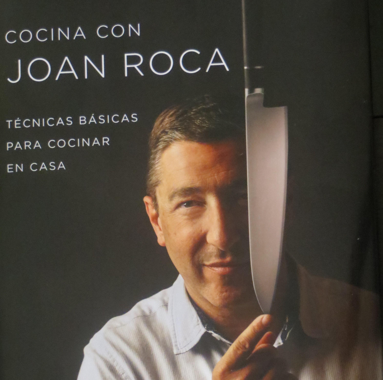 Jugando con fogones libro cocina con joan roca jugando for Libro cocina al vacio joan roca pdf