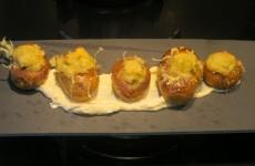 patatas rellenas de bacalao