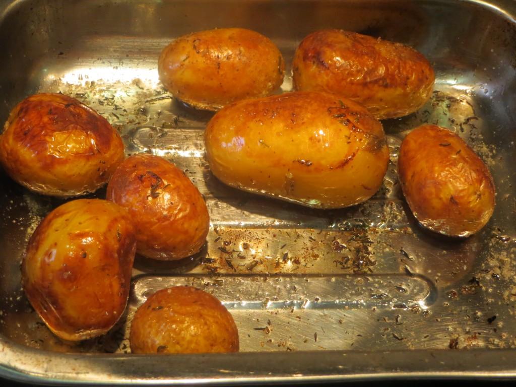patatas horneadas