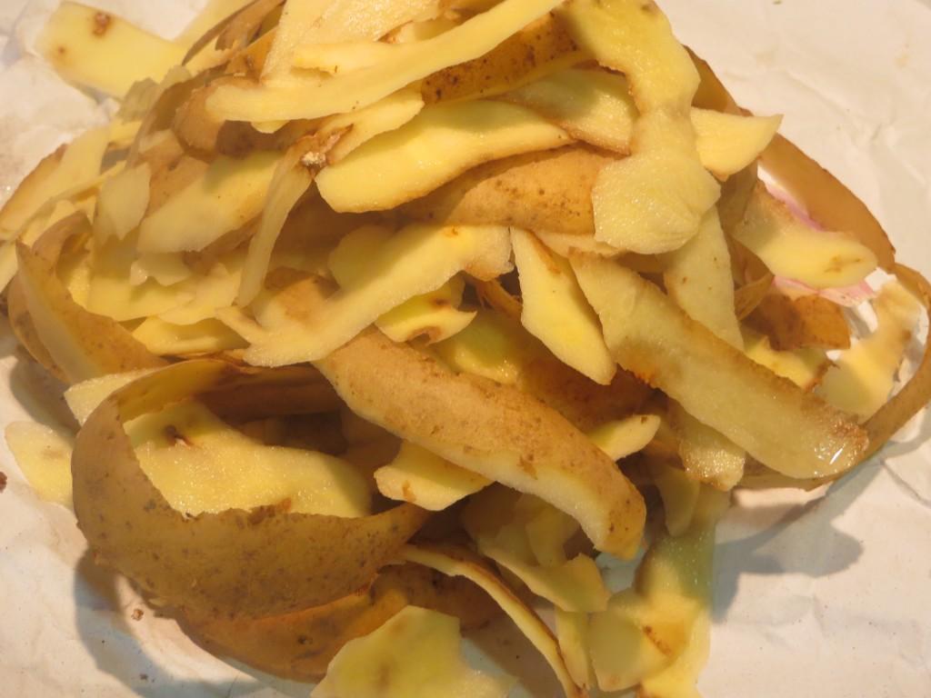 pieles de patata