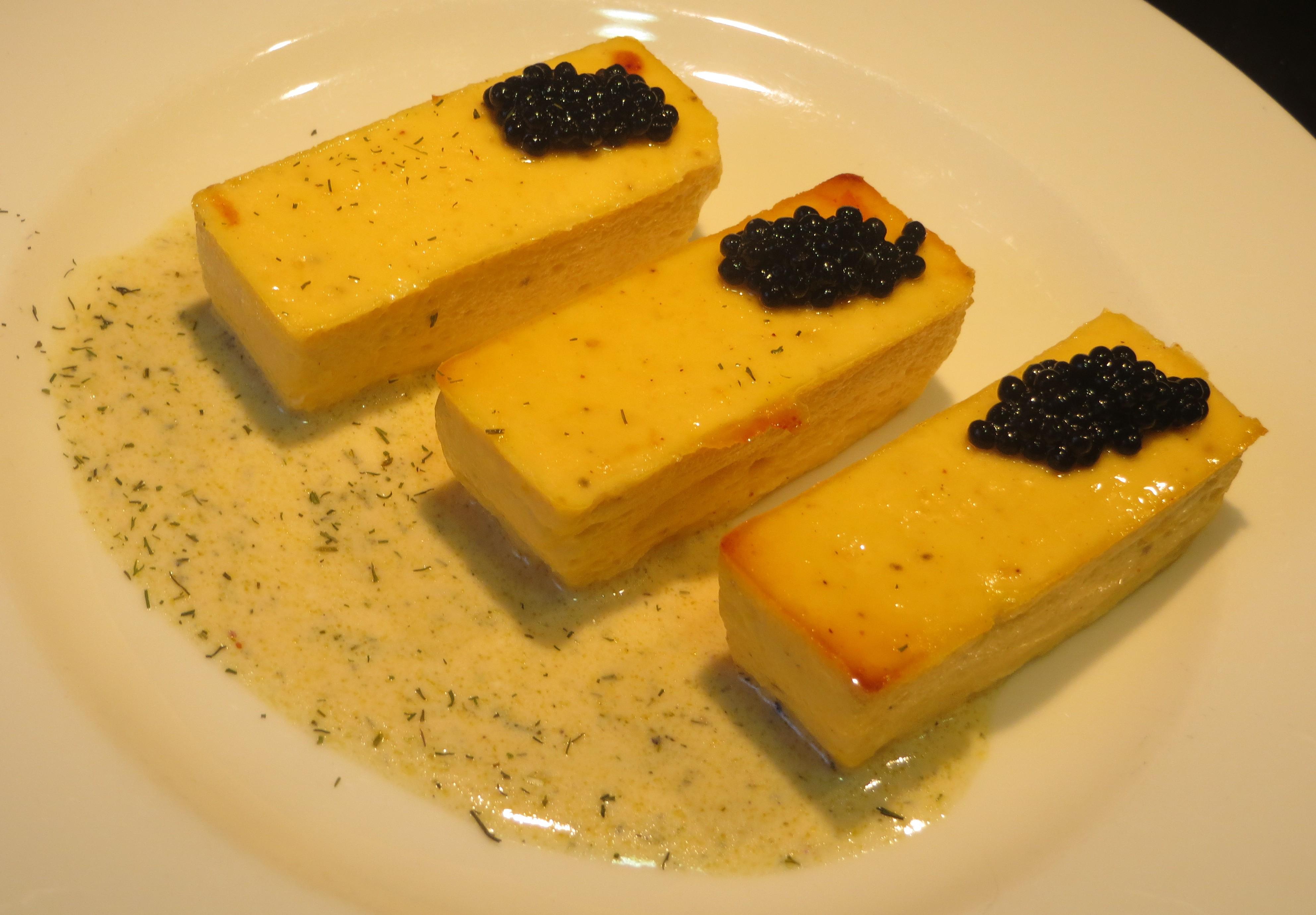 pastel de salmón