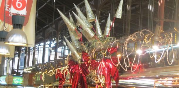 Mercado de la Boquería Navidades 2013-2014