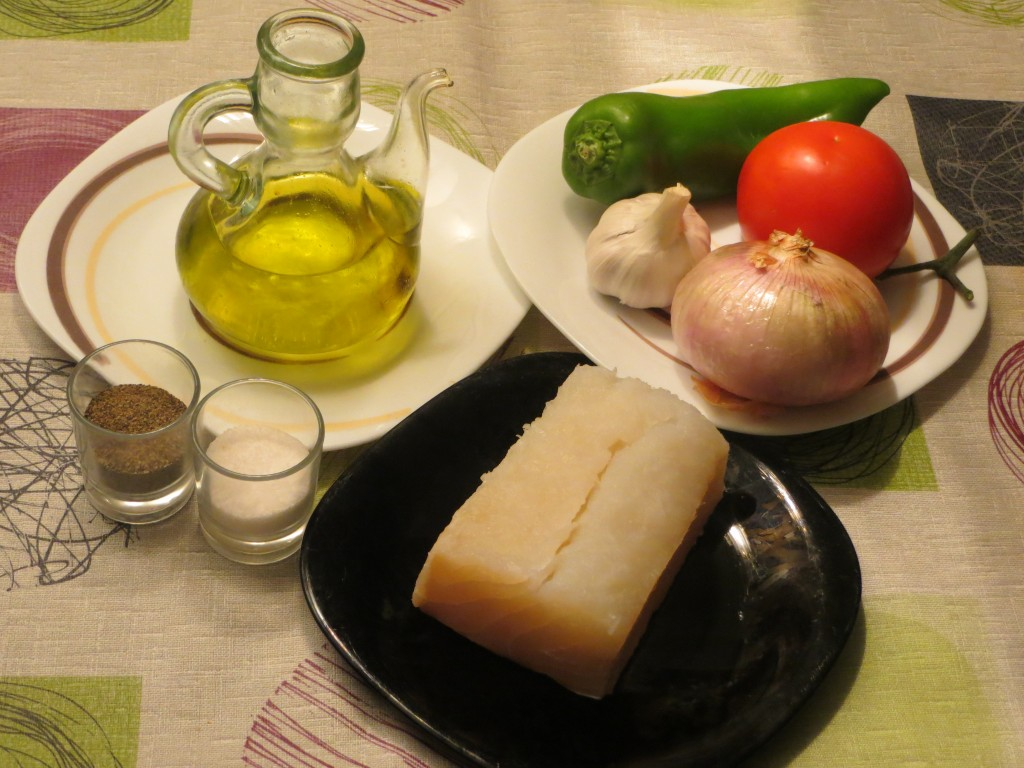 ingredientes bacalao club Ranero
