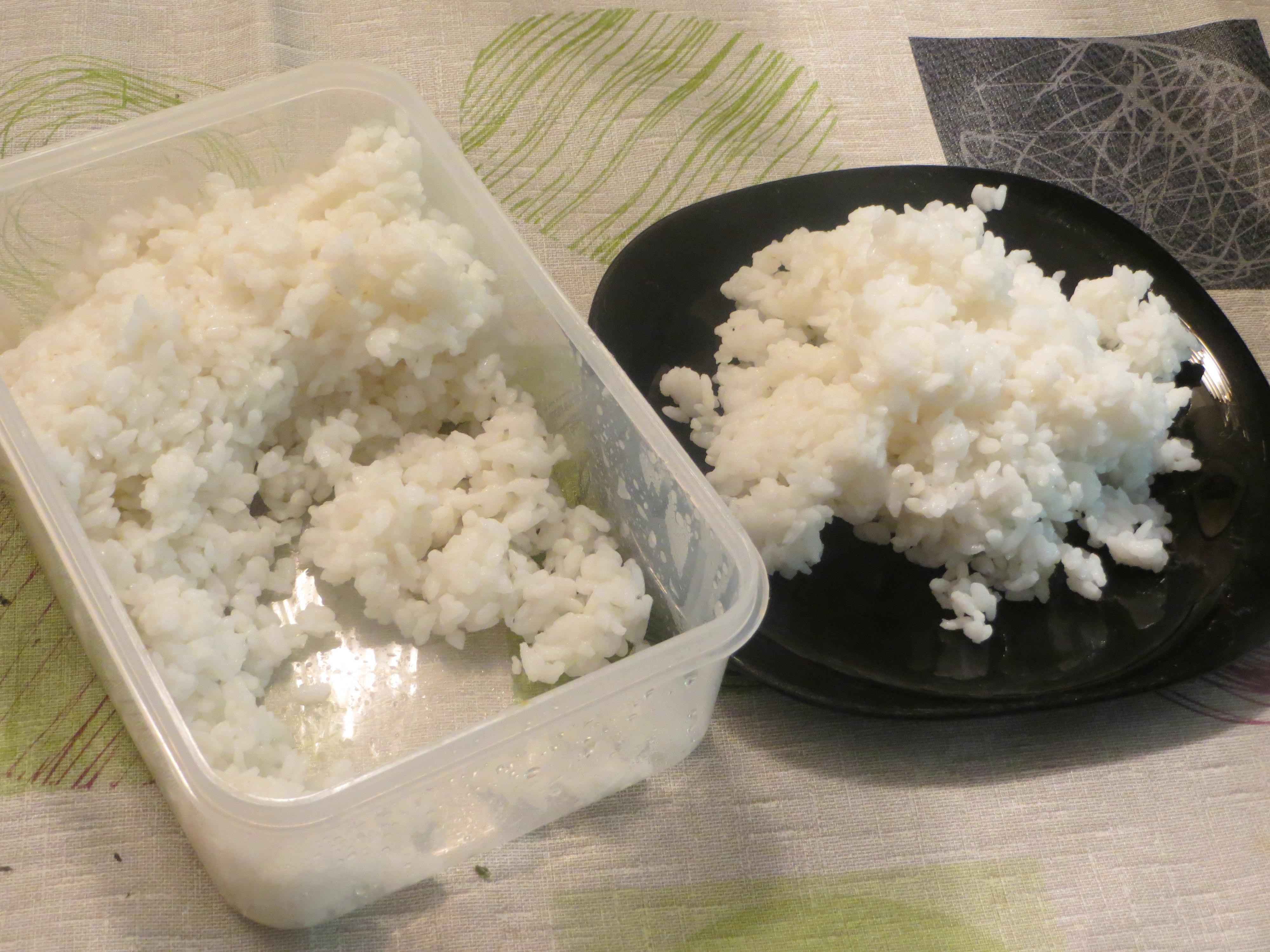 Jugando con fogones c mo hacer arroz para sushi for Como hacer arroz para sushi