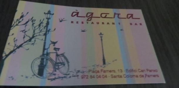 Restaurante Àgora
