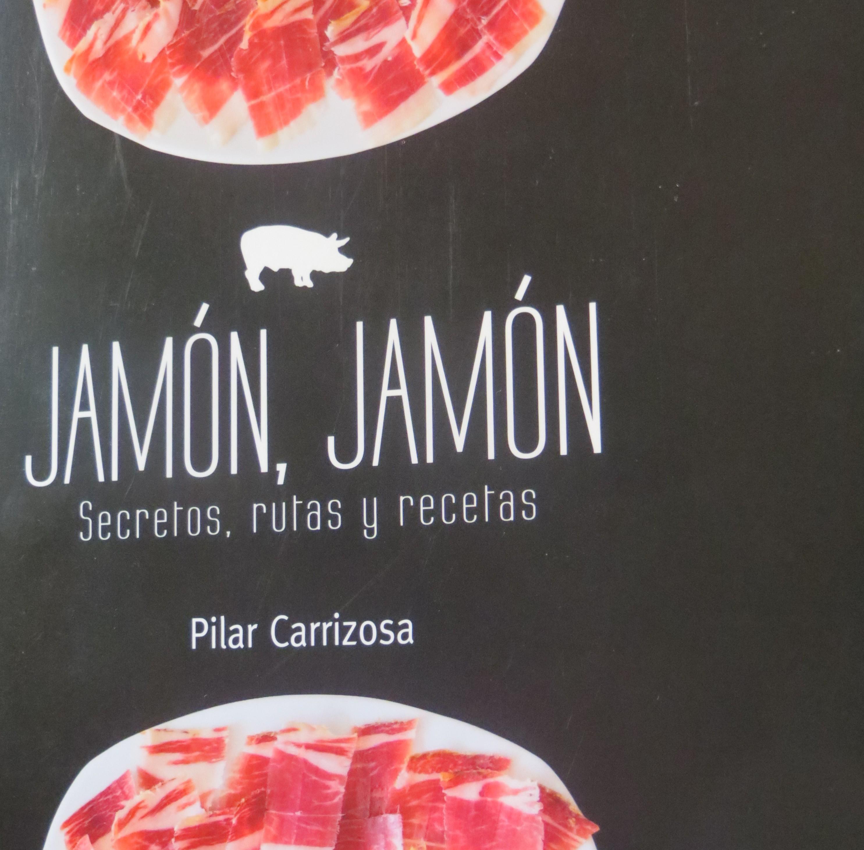 libro Jamón, Jamón