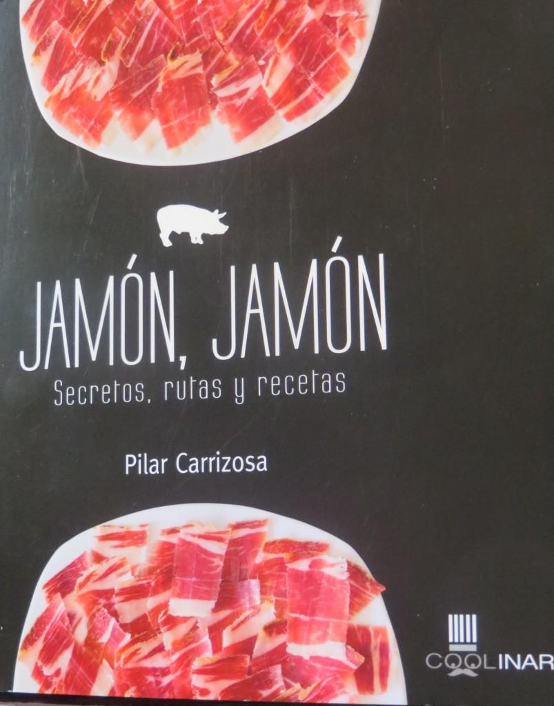 portada del libro Jamón, Jamón