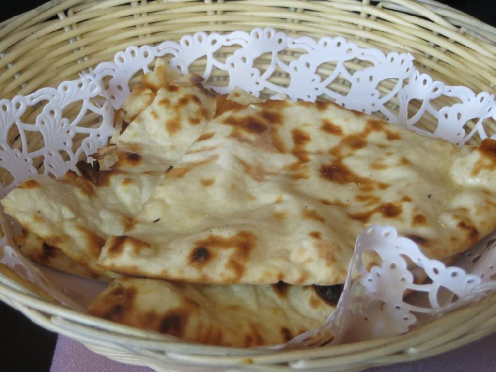 pan clásico de la India