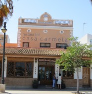 restaurant Casa Carmela