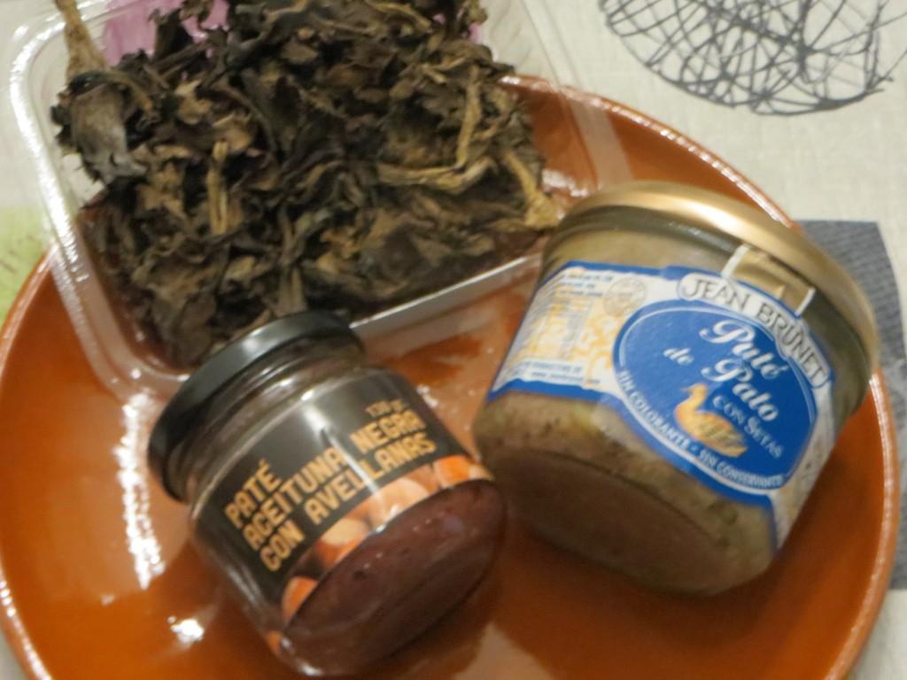 ingredientes falsa trufa negra