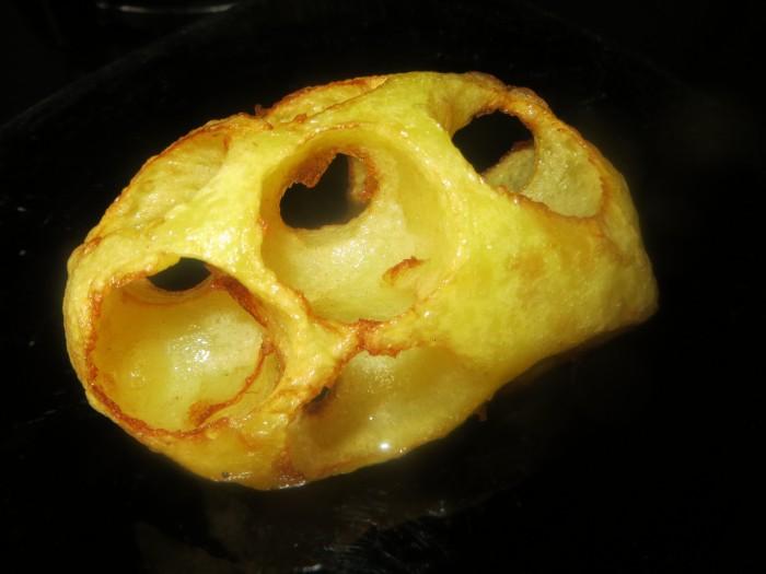 patata gruyere frita