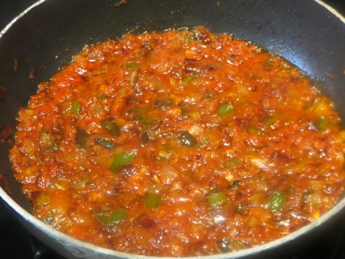 tomate sofriendo